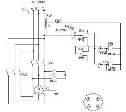 懂电气控制电路图